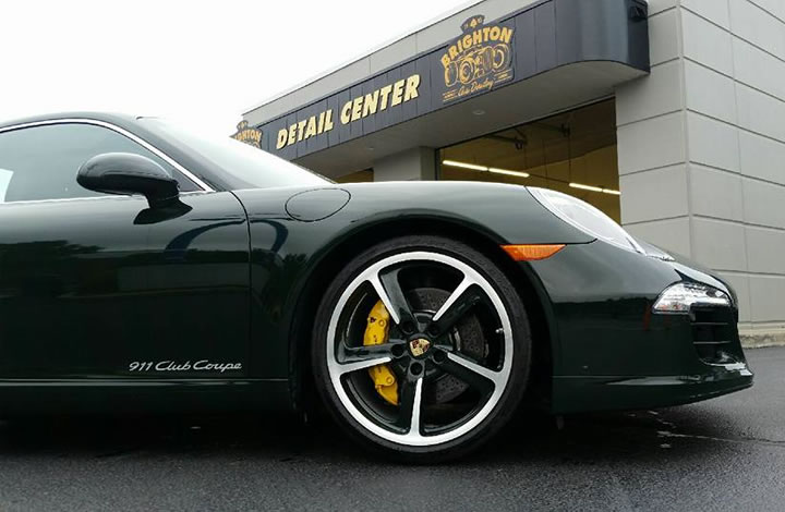 Brighton auto detailing naperville best auto detailing What is exterior detailing of a car