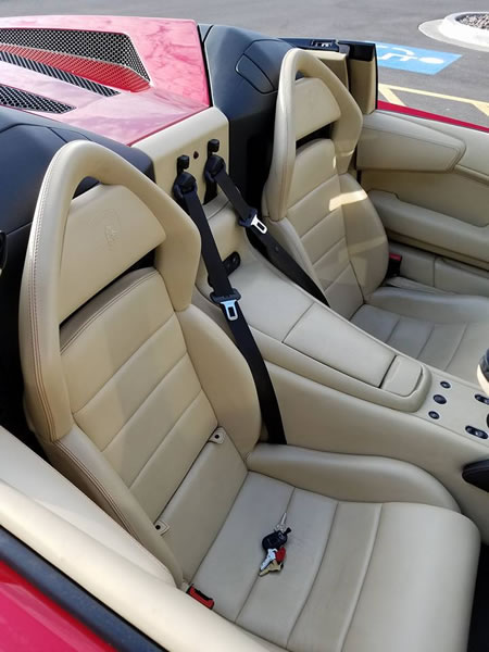 Interior Detailing Packages