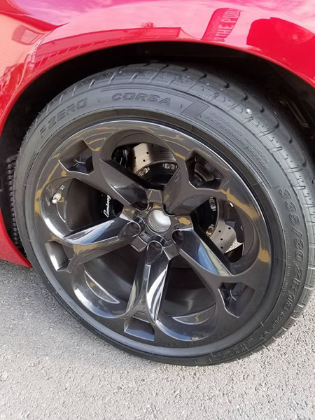 Exterior Detailing Packages